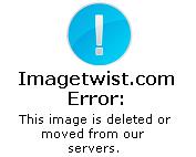 Busty Melina Pitra red bra